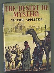 Don Sturdy Desert of Mystery UK