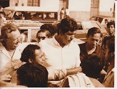 Una foto ya histórica (1986)
