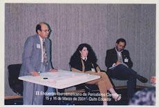 Conferencia en CIESPAL (Quito-2001)