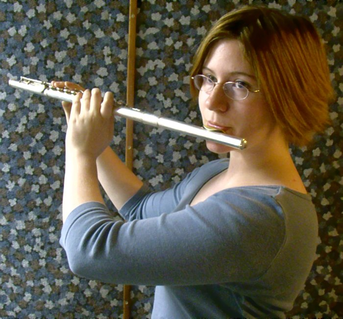 MUSICAL INSTRUMENT: The Western concert flutes