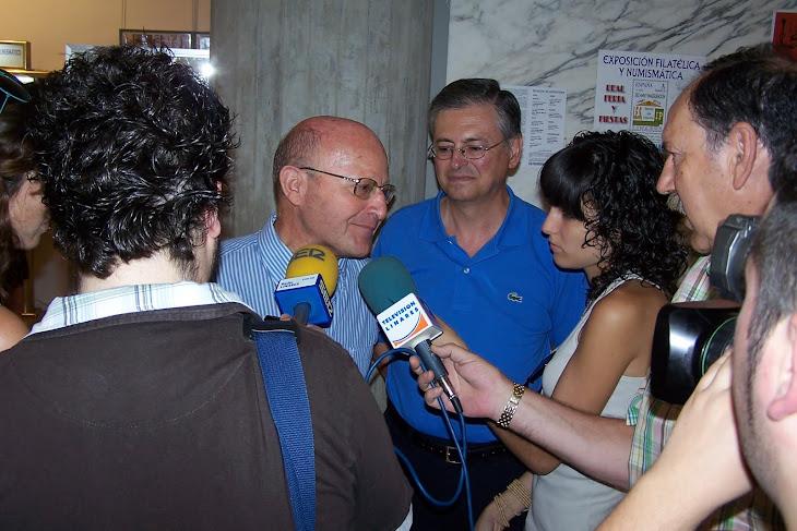 ENTREVISTA AL SR. JOSÉ AVILÉS PRIMER DIRECTOR DEL IES