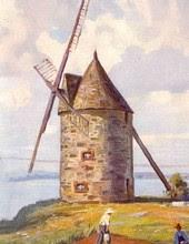 Les Lettres de mon moulin - Daudet - Livre audio gratuit - Au Fil des Lectures