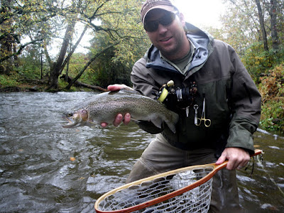 Cherokee trophy water fly fish tennessee for Tennessee trout fishing