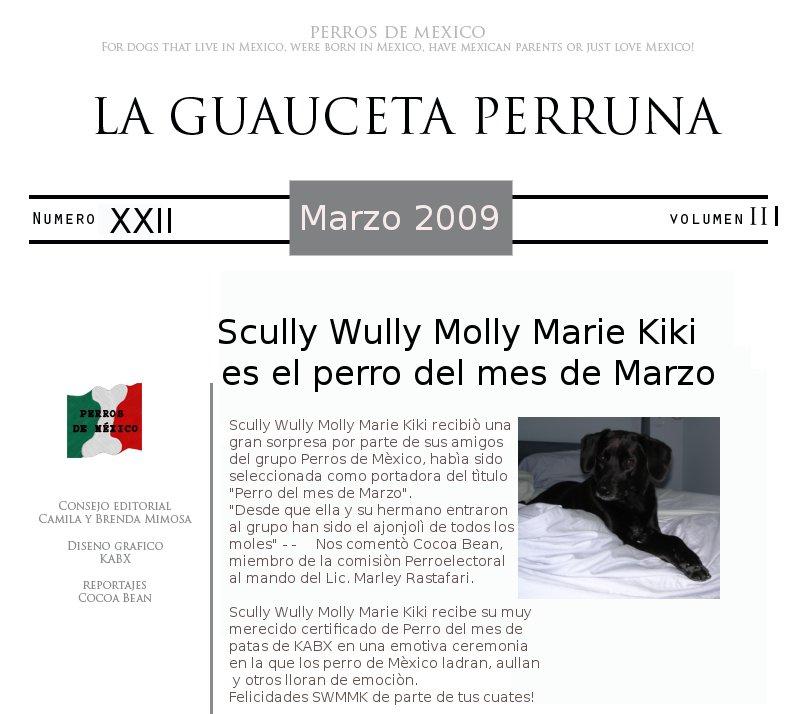 Perros de México