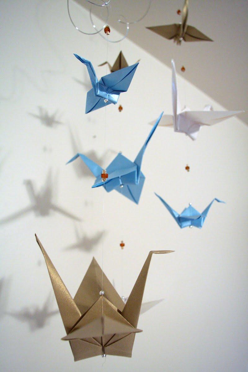 Laura Schmitt Photography Origami Mobile