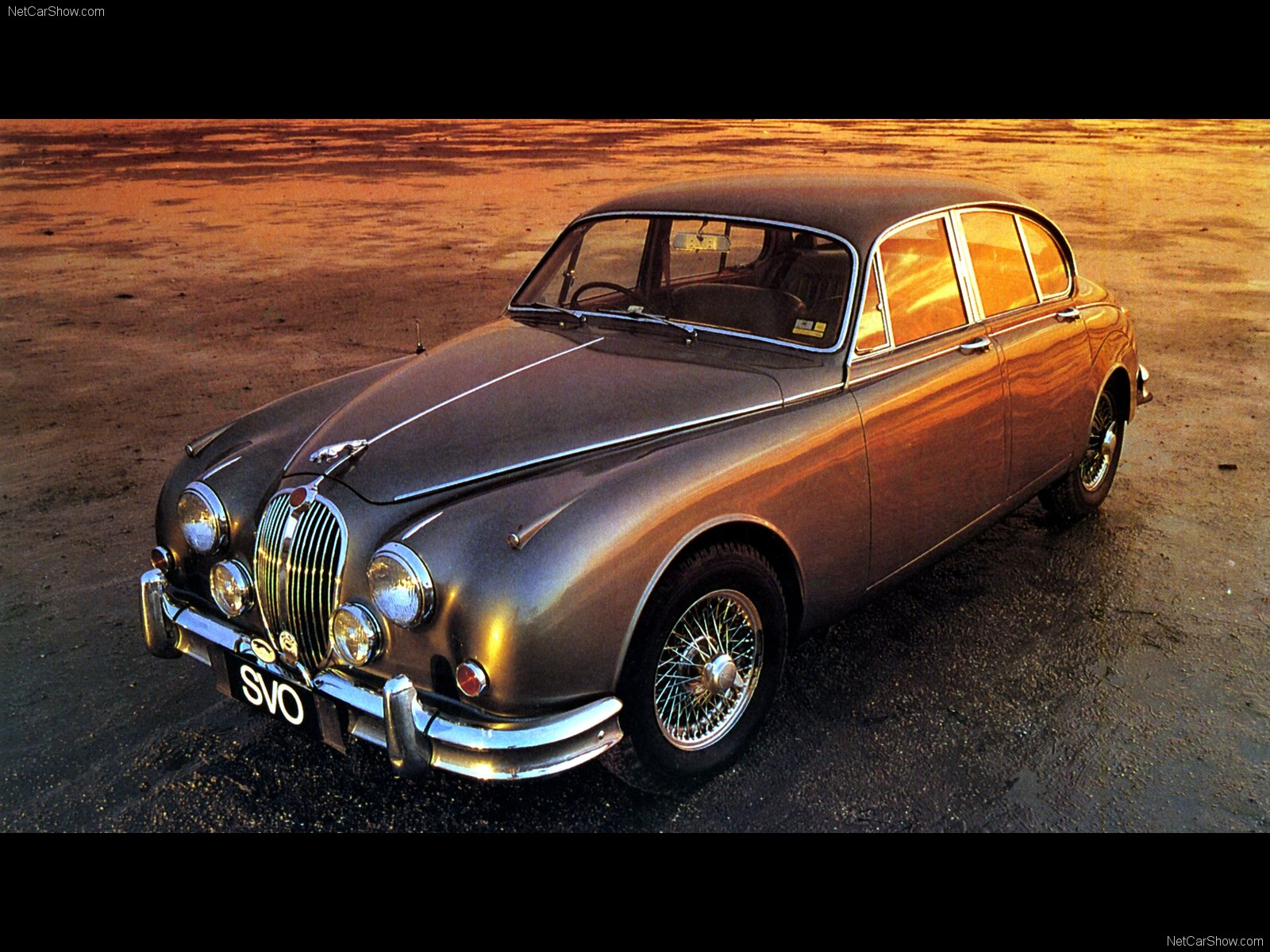Legendary cars Jaguar Mark 2 (1959196