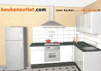 Hoek Keuken Modellen : Keukenoutlet