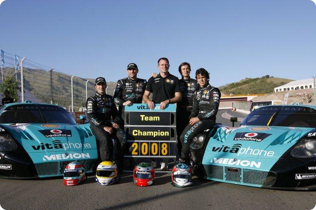 TEAM CAMPIONE FIA GT 2008