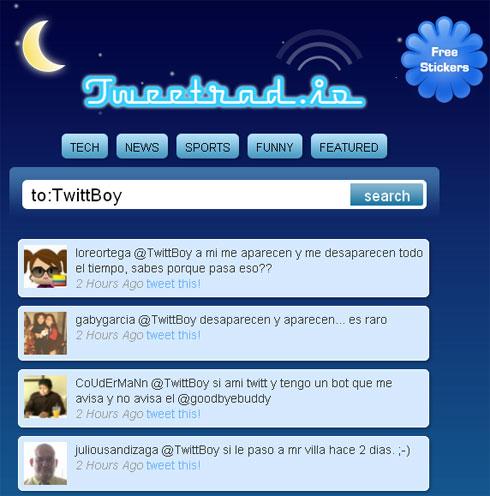 Tweetradio