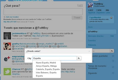 Twitter Places Captura 03