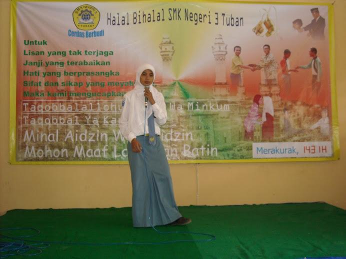 Halal Bihalal 1431 H