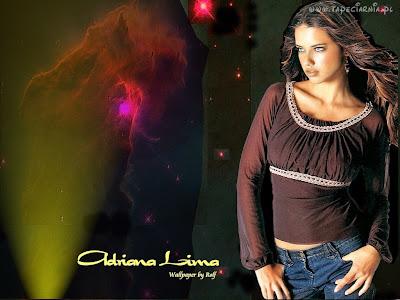 Adriana Lima, Sexy,