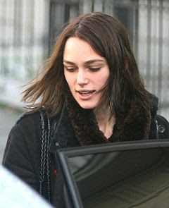 Keira Knightely without make-up picture