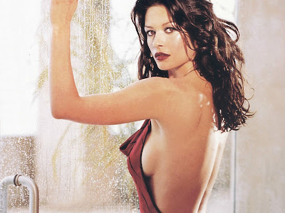 sexy Catherine Zeta Jones