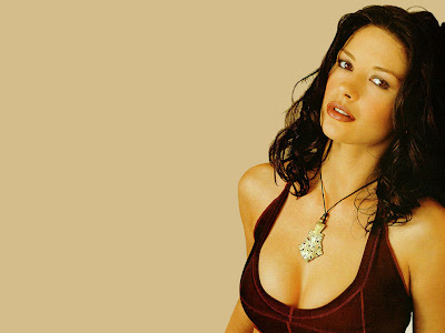 Catherine Zeta Jones 1024x768 Wallpaper