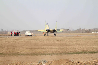 Photos of J-11BS/BSH Multirole Fighter Project