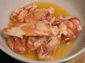 vegetable macedonia poached lobster with vegetable macedonia recipes ...
