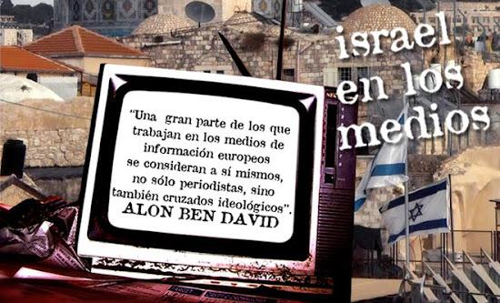 Israel en los medios