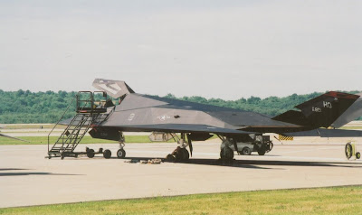 F-117 at Pittsburgh Air Show photo