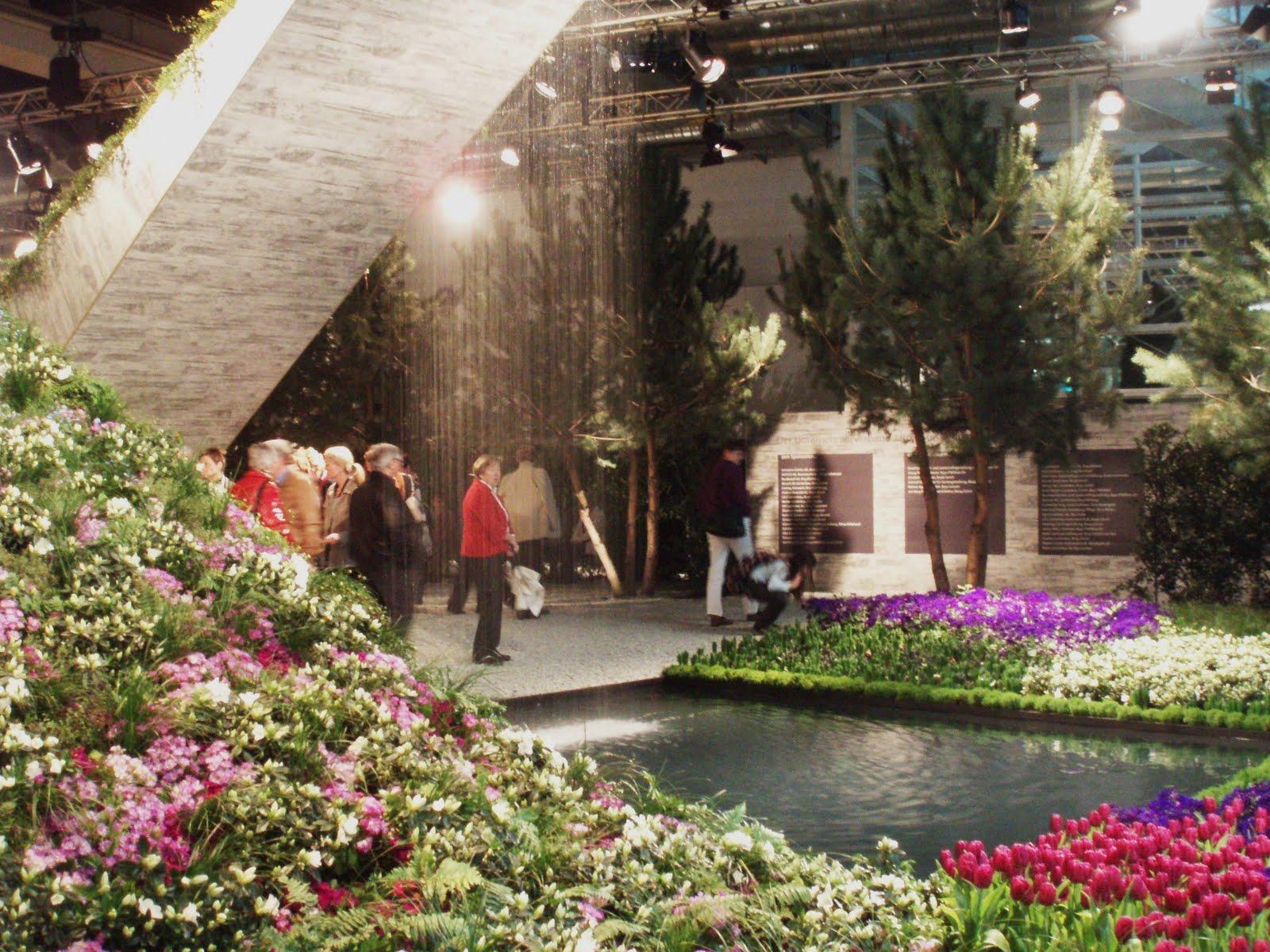 Il giardino sfumato fiori e giardini a zurich - Giardini e fiori ...