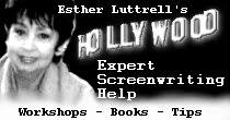Esther Luttrell - Screenwriting Expert