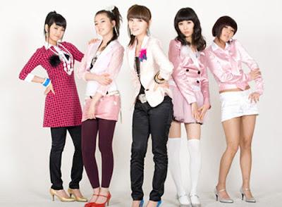 Modelos coreanas