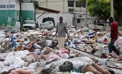 Haití 48 horas después