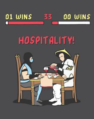 Mortal Kombat Hospitality