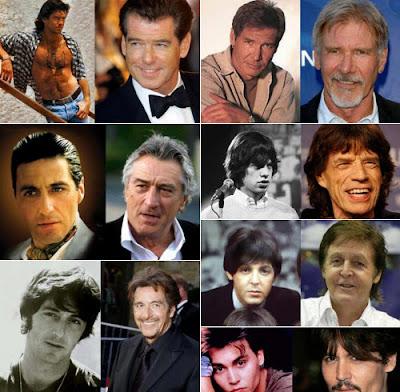 Viejos y famosos