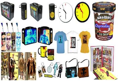 Watchmen Merchandising