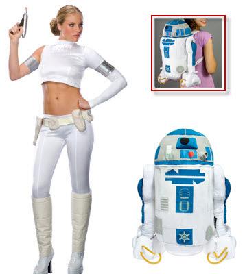 Sexy Star Wars Mochila