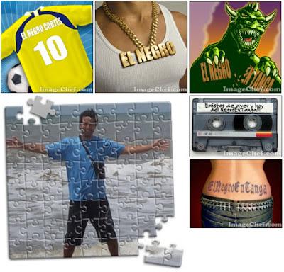 ImageChef del NegroEnTanga