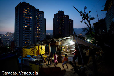 Villas del mundo: Caracas