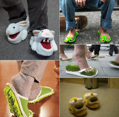 Novedades en diseño de pantuflas
