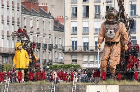 Marionetas Gigantes