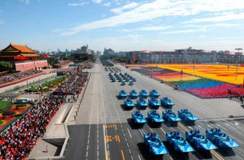 China festeja 60 años de comunismo