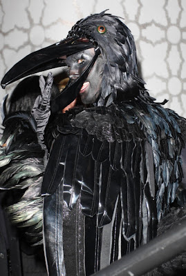 Fiesta anual de Halloween de Heidi Klum