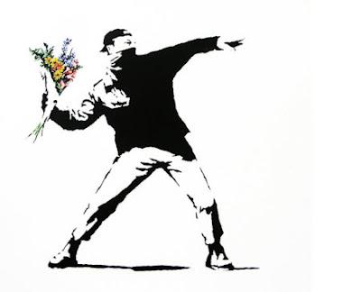 Banksy: Graffitis con sello inglés