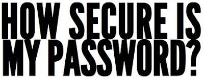 Que tan segura es mi clave (password)?