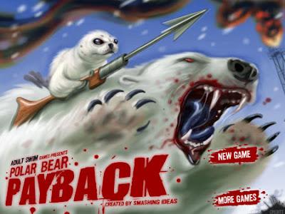 Polar Bear Payback!