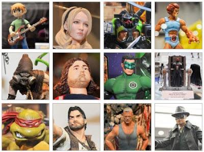 Los mejores juguetes del Comic-Con 2010