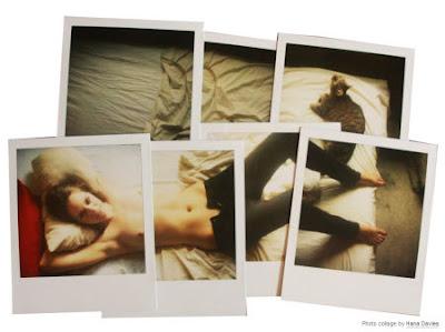 Hana Davies: Polaroids con talento
