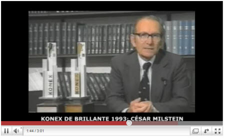 César Milstein: Científico Nobel y orgullo argentino