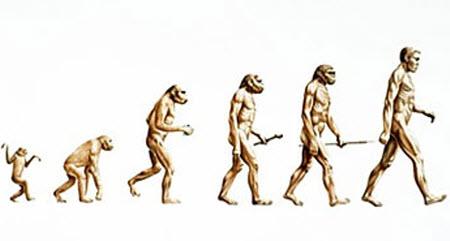 La evolución de las especies por Charles Darwin
