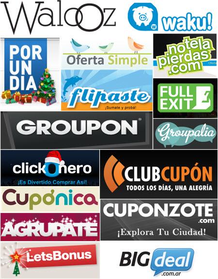 16 Sitios web que ofrecen cupones especiales de descuento