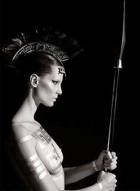 Mythology: El calendario 2011 de Pirelli