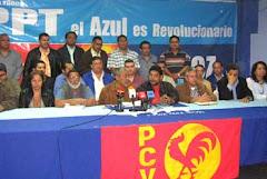 """Oscar Figuera: """"la Alianza Patriótica no ha logrado consolidarse"""""""