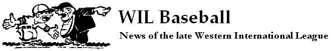 WIL Baseball