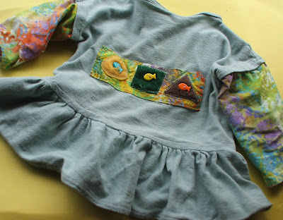 easy sewing crafts baby tee t-shirt toddler tops