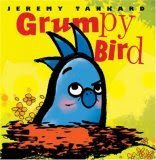 grumpy bird jeremy tankard children's book review